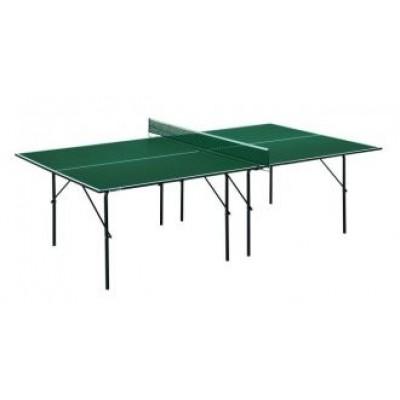 Теннисный стол Fitness Master Мрия зеленый