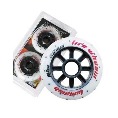 Колеса для роликов Tempish FIRE (2 шт.) 76x24 85A 101000042