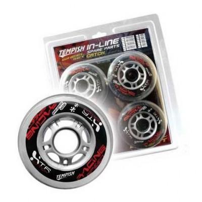 Колеса для роликов Tempish CATCH 72x24 82A 10100017
