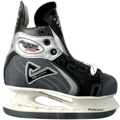 Коньки хоккейные Ergonomic 261 белые Botas HK-49011-7-800/39