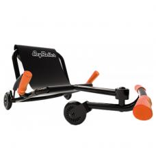 Самокат-каталка Ezyroller Classik, черно-оранжевый EZR1BLO