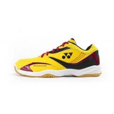 Кроссовки для бадминтона SHB-49 Yellow/Red (22,0-29,0)