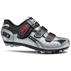 Велотуфли МТБ Sidi Eagle 5-Fit Black/Silver CEAGLE5F-43.5