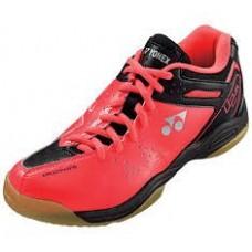 Кроссовки для бадминтона Yonex SHB-02 Junior Bright Red (18,0-21,0)