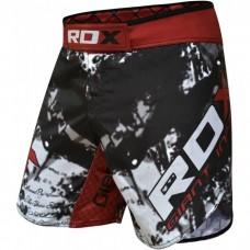 Шорты MMA RDX Multi Gray