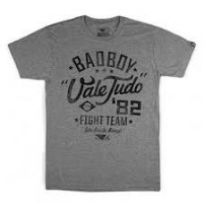 Футболка Bad Boy Vale Tudo Grey/Black