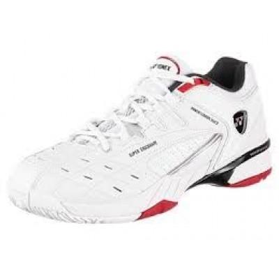 Теннисная обувь Yonex SHT-304CF White/Red (24,0; 24,5; 27,5)