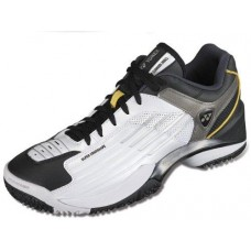 Теннисная обувь Yonex SHT-306CL Black/Yellow (24,0)