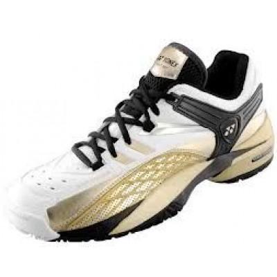 Теннисная обувь Yonex SHT-307EX White/Gold (23,0; 25,5; 26,5; 27,5)