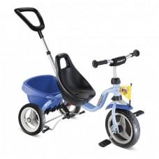 Велосипед трехколесный Puky Cat 1S Голубой LR-001248/2326