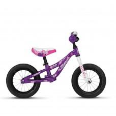 "Беговел Ghost Powerkiddy 12"", фиолетово-бело-розовый, 2020 18PK1002"