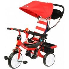 Велосипед детский 3х колесный Kidzmotion Tobi Junior RED 115001/red