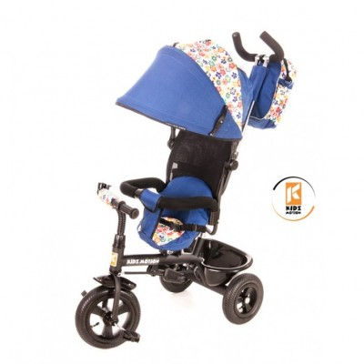 Велосипед детский 3х колесный Kidzmotion Tobi Venture BLUE 115002/blue
