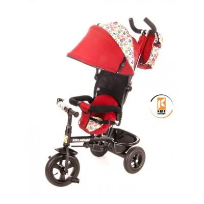 Велосипед детский 3х колесный Kidzmotion Tobi Venture RED 115002/red