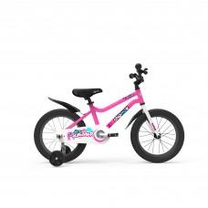 """Велосипед детский RoyalBaby Chipmunk MK 12"""", OFFICIAL UA, розовый CM12-1-pink"""