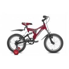 """Детский велосипед CROSSRIDE 16 BMX ST """"BRAVO"""", арт.04311"""