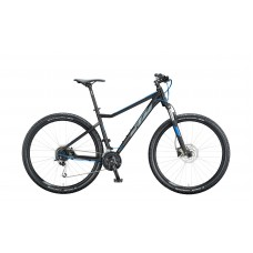 """Велосипед KTM ULTRA FUN 29"""", рама S, черно-серый , 2020 20150103"""