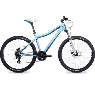 Велосипед GHOST MISS 1200 light blue/white/blue, 14MS4513