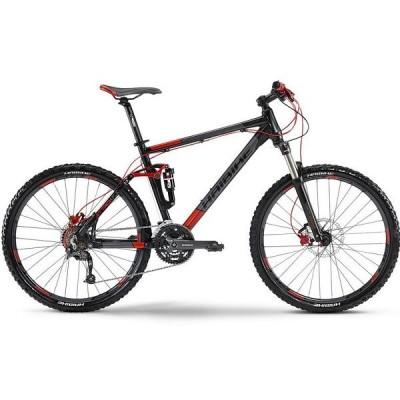 "Велосипед MTB Haibike Attack FS 26"" 47см"