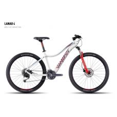 Велосипед GHOST Lanao 4 white/red/darkred/blue, 16MS4558