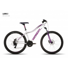 Велосипед GHOST Lawu 2 white/pink/purple, 16MS4512