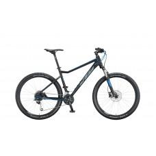 """Велосипед KTM ULTRA FUN 27"""", рама S, черно-серый , 2020 20151103"""