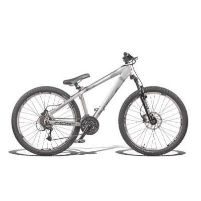 Велосипед 26in KROSS CROSS SPEEDSTER 2DB, 17in (2015) серый