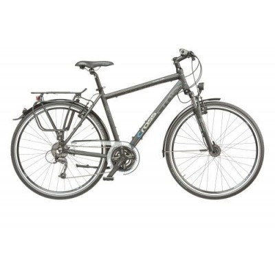 Велосипед 28in KROSS AVALON MAN 27 speed, 19in (2015) серый