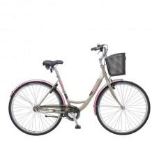 Велосипед городской Tunturi Violet