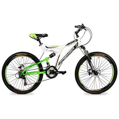 """Велосипед подростковый Premier Raptor 24 Disc 16"""" RS35 TI-13807"""