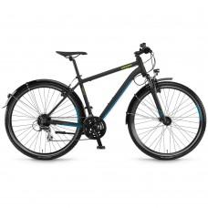"""Велосипед Winora Vatoa 24 men 24 s. Acera 28"""", рама 56 см, черный матовый, 2020 4093024956"""