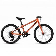 """Велосипед Ghost Kato R1.0 20"""", оранжево- черный, 2020 65KA1121"""