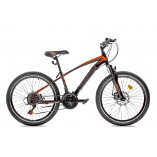 """Подростковый велосипед CROSSRIDE 24 MTB ST """"WESTSIDE"""", арт.01751"""