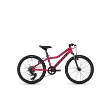 "Велосипед Ghost Lanao 2.0 20"" , рама XXS, красно-черный, 2019 86LA6005"