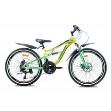Подростковый горный велосипед Premier Legion 24 Disc 13 2016, ЦБ0000346