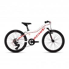 "Велосипед Ghost Lanao 2.0 AL W 20"" , бело-красно-оранжевый, 2019 86LA6004"