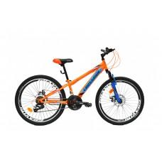"""Подростковый велосипед CROSSRIDE 24 MTB ST """"TIGER"""", арт.02131"""