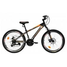 """Подростковый велосипед CROSSRIDE 24 MTB ST """"THOUGHT"""", арт.0227"""