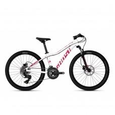 "Велосипед Ghost Lanao D4.4 24"", бело-розовый, 2020 65LA1088"