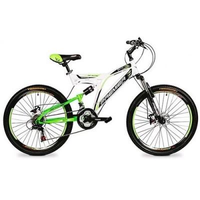 """Велосипед подростковый Premier Raptor 24 Disc 16"""" TX30 TI-13810"""