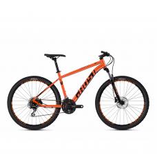 """Велосипед Ghost Kato 2.4 24"""", KID, оранжево-черный, 2020 65KA1133"""