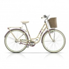 "Велосипед CROSS PICNIC FLOWERS 18"" 28"""