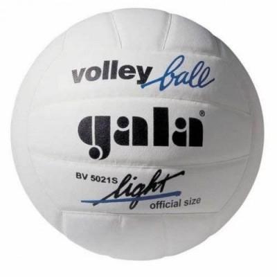 Мяч волейбольный Gala Light white BV 5021SBE