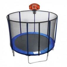 Батут с баскетбольным щитом EnergyFIT GB10103-8FT