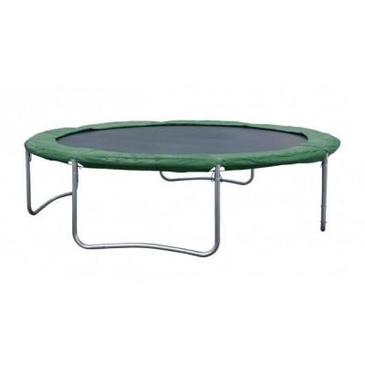 Батут Free Jump 09413FJ Trampoline D426cm металл каркас 2мм