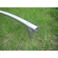 Каркасная труба с ножками для батута МВМ 426 см