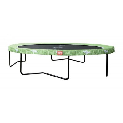 Батут Berg Jumping Styles Green 330