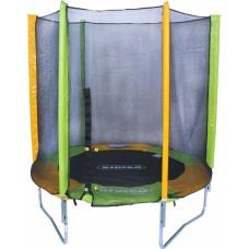 Батут KIDIGO 183 см. с защитной сеткой 61005