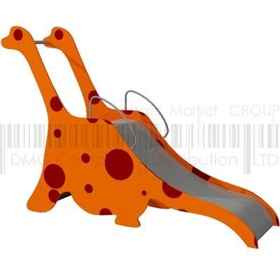 Детская горка - Динозаврик Kidigo, GA-009