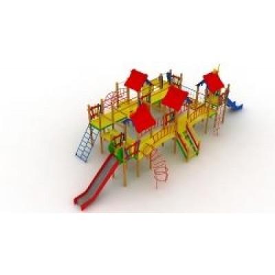 Игровой комплекс Kidigo Остров ДК 005.062